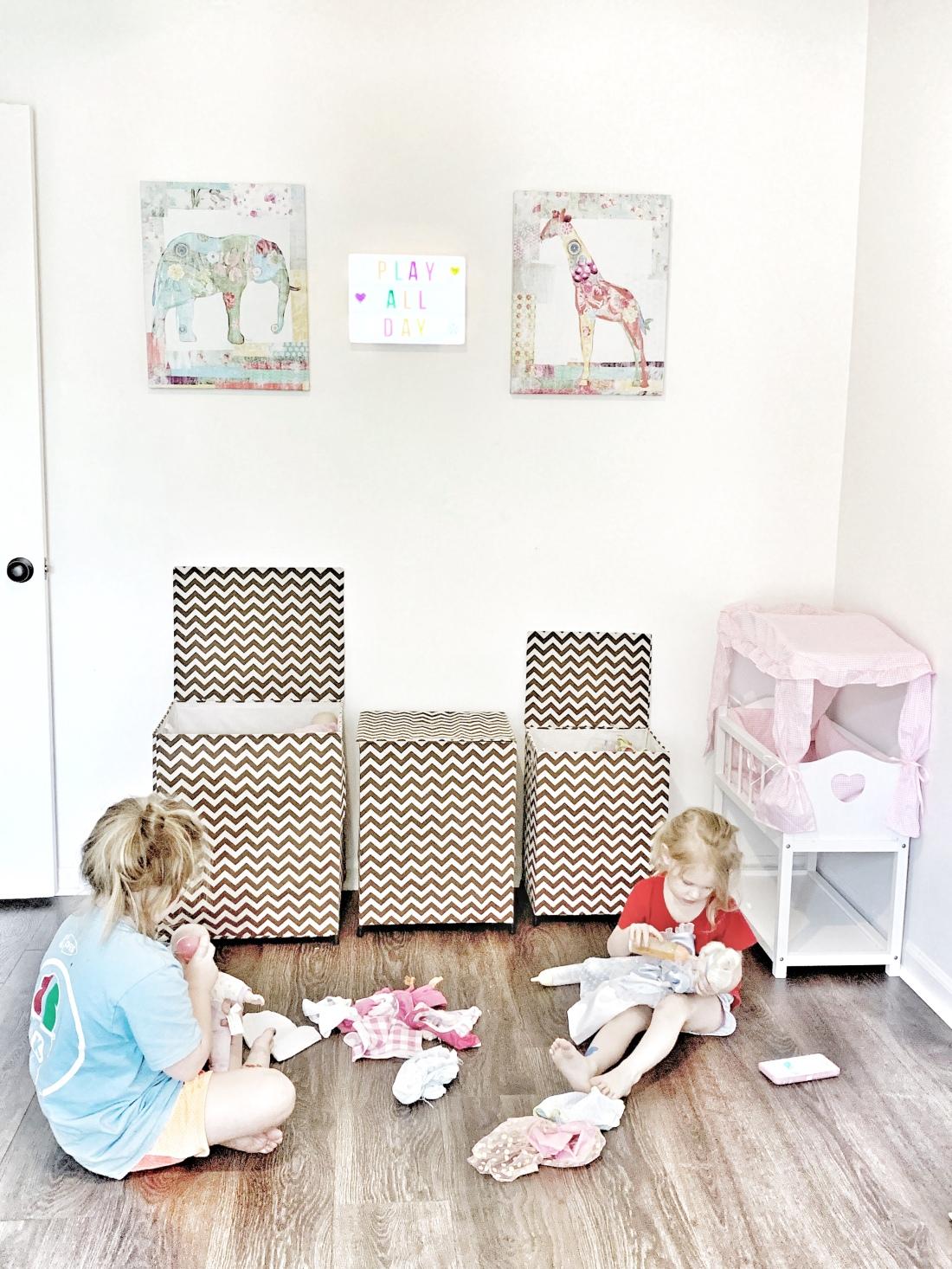 Kids, Playroom, Storage Bins, Easy Storage
