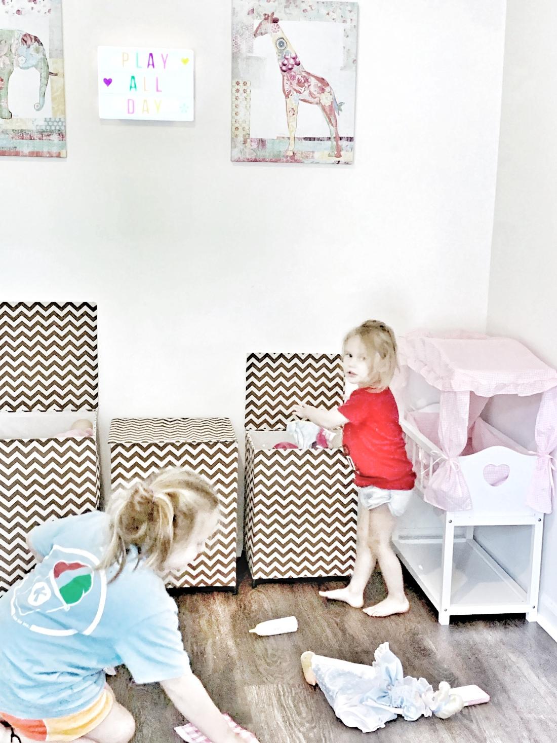 Kids, Bedroom, Storage Bins, Organizing