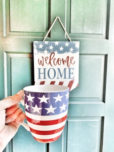 Fourth of July, Home decor, Budget